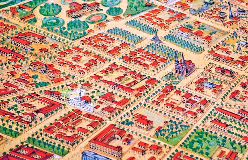 Tứ giác vàng - di sản Sài Gòn xưa-5