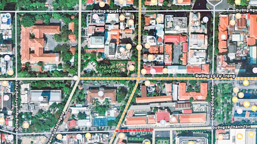 Tứ giác vàng - di sản Sài Gòn xưa-7