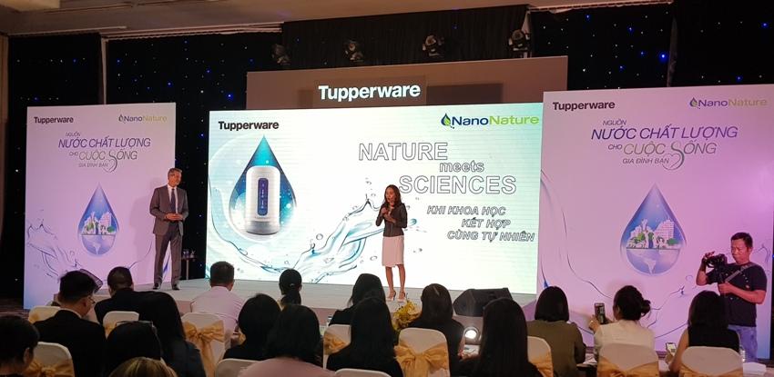 Máy lọc nước Tupperware Nano Nature - 2
