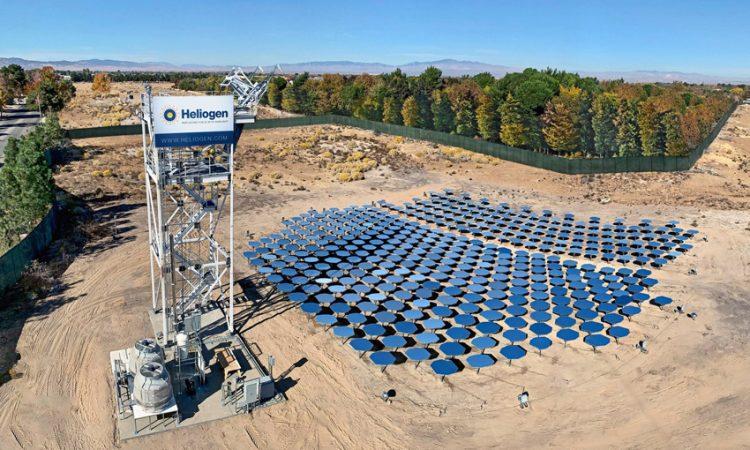 Tỷ phú Bill Gates đầu tư công ty khởi nghiệp tạo nhiệt hơn 1.000 độ C từ nắng-1