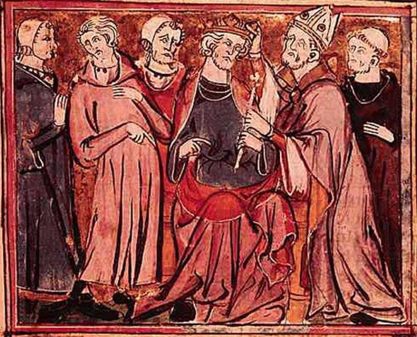 Vua Arthur và các hiệp sĩ Bàn Tròn -1