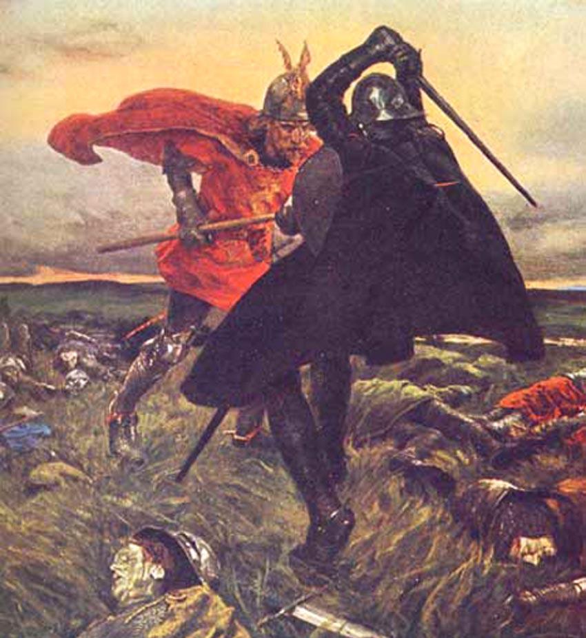 Vua Arthur và các hiệp sĩ Bàn Tròn -3