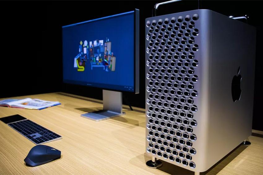 Apple sẽ bán siêu máy tính Mac Pro - 2