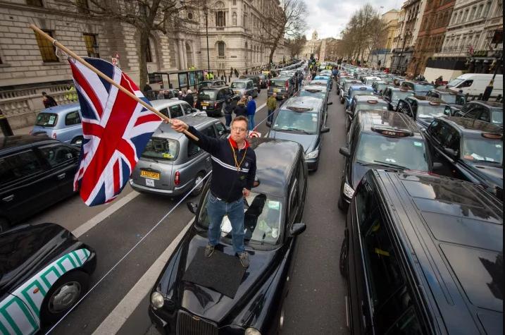 Uber bị từ chối gia hạn hoạt động tại London - 1