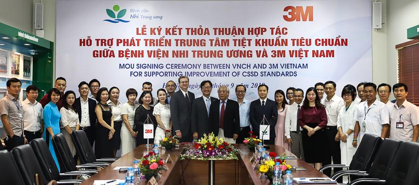 3M và hành trình 25 năm phát triển bền vững tại Việt Nam - 5