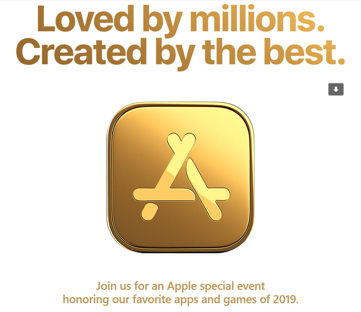 Apple sự kiện tôn vinh các ứng dụng và games - 1