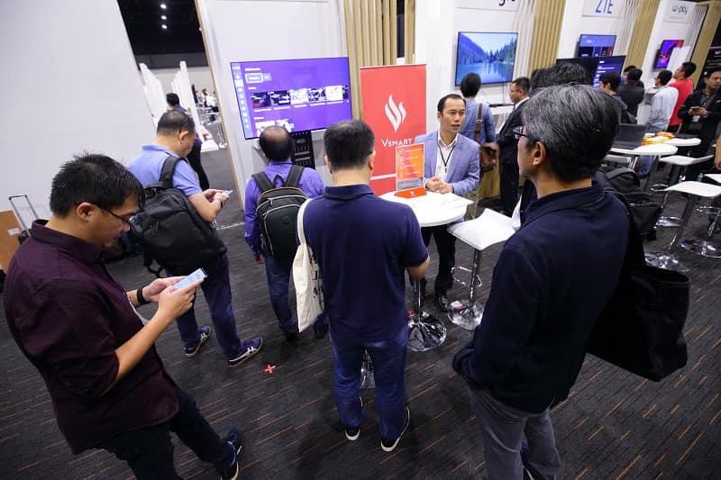 VinSmart ra mắt Smart TV dùng hệ điều hành Android TV của Google - 2