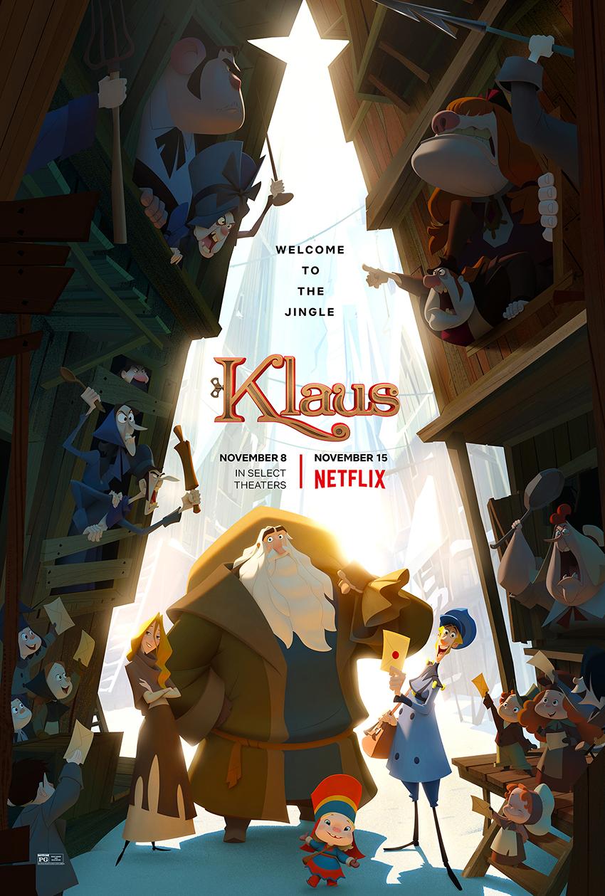 Klaus 2019 - Câu chuyện Giáng sinh - 1