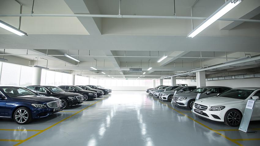 Mercedes-Benz Vietnam Star Bình Dương khai trương showroom - 21