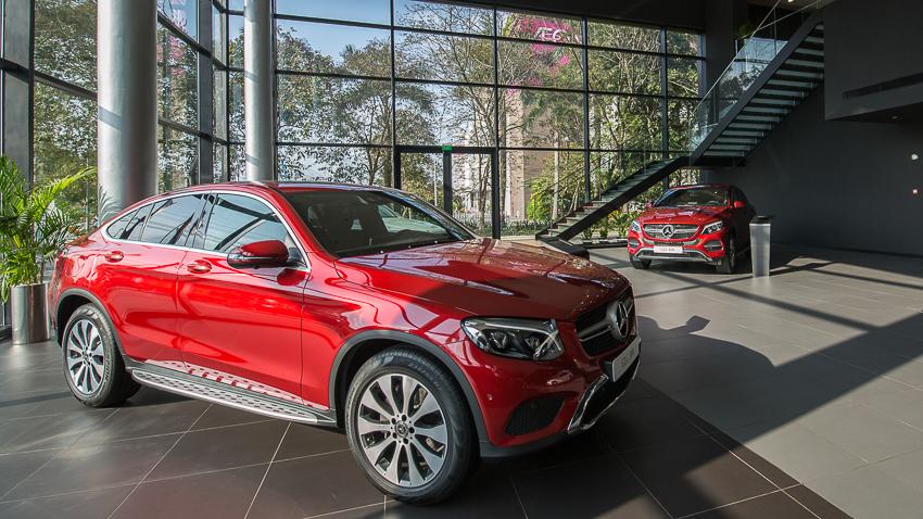 Mercedes-Benz Vietnam Star Bình Dương khai trương showroom - 19