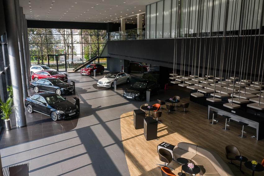 Mercedes-Benz Vietnam Star Bình Dương khai trương showroom - 17
