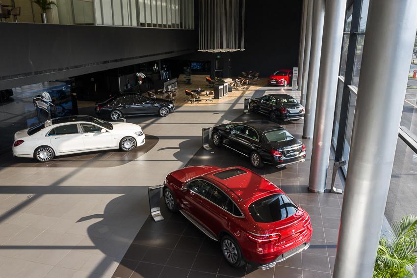 Mercedes-Benz Vietnam Star Bình Dương khai trương showroom - 16