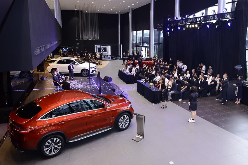 Mercedes-Benz Vietnam Star Bình Dương khai trương showroom - 15