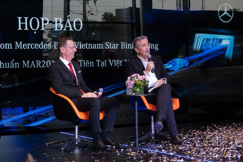 Mercedes-Benz Vietnam Star Bình Dương khai trương showroom - 23