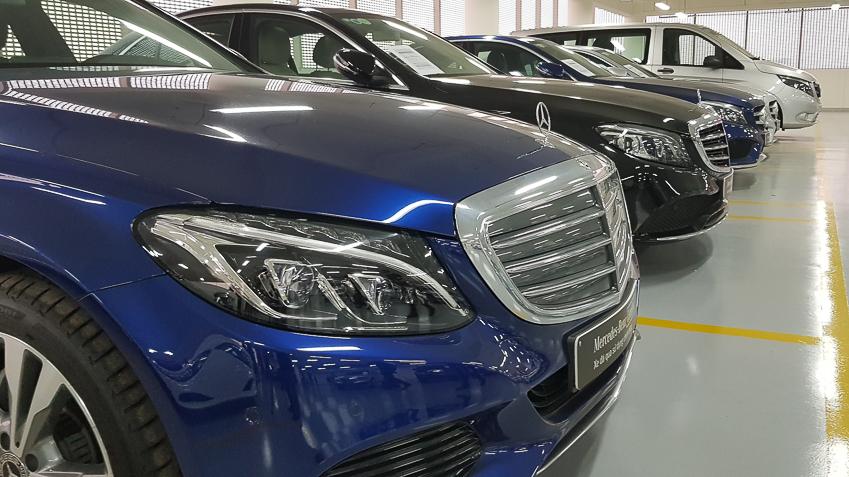 Mercedes-Benz Vietnam Star Bình Dương khai trương showroom - 9