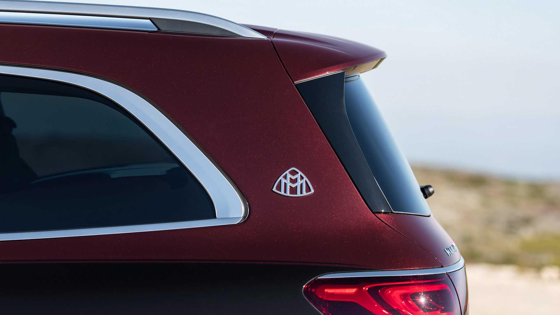 SUV siêu sang Mercedes-Maybach GLS 2020 - 11