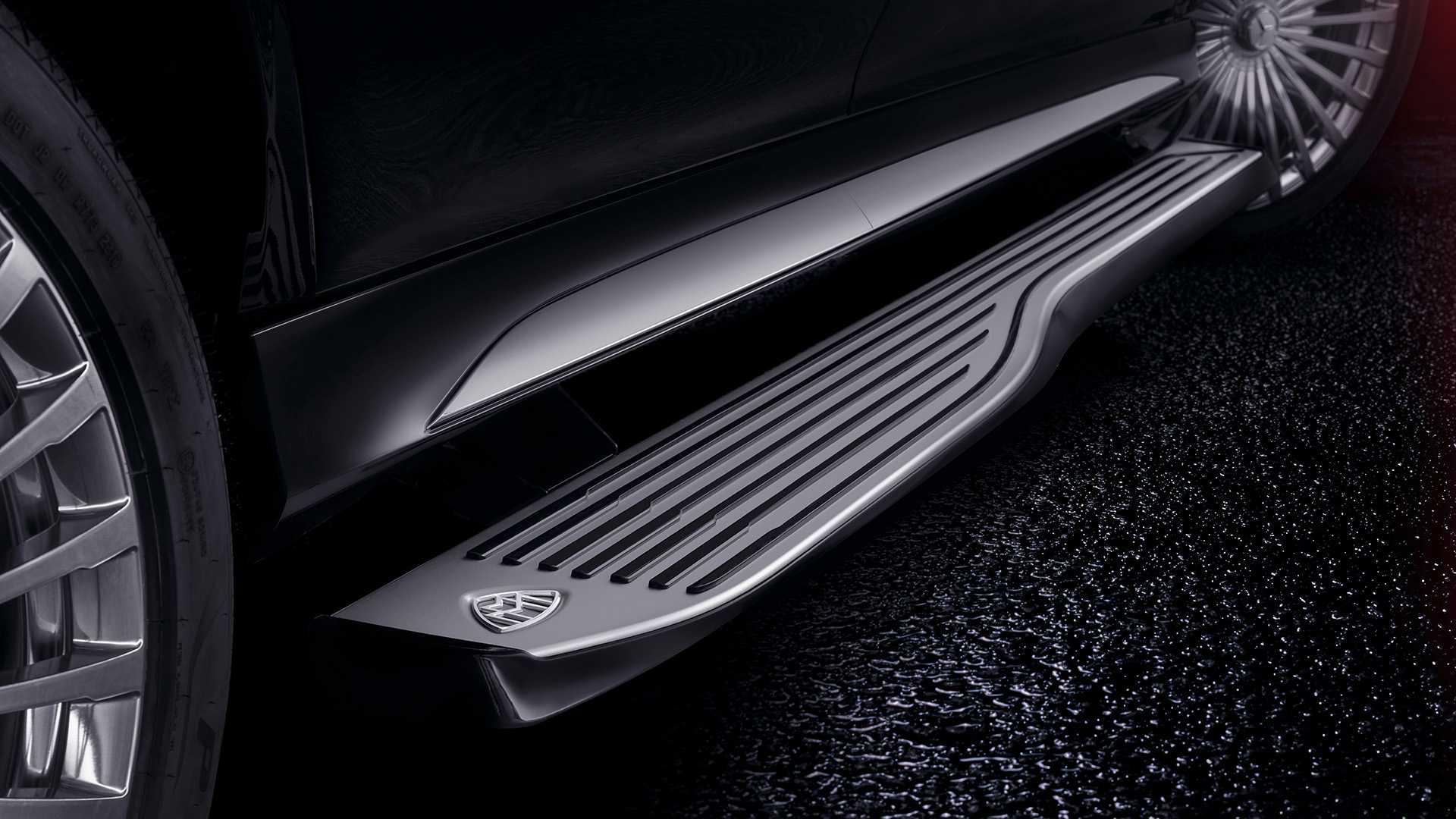 SUV siêu sang Mercedes-Maybach GLS 2020 - 12