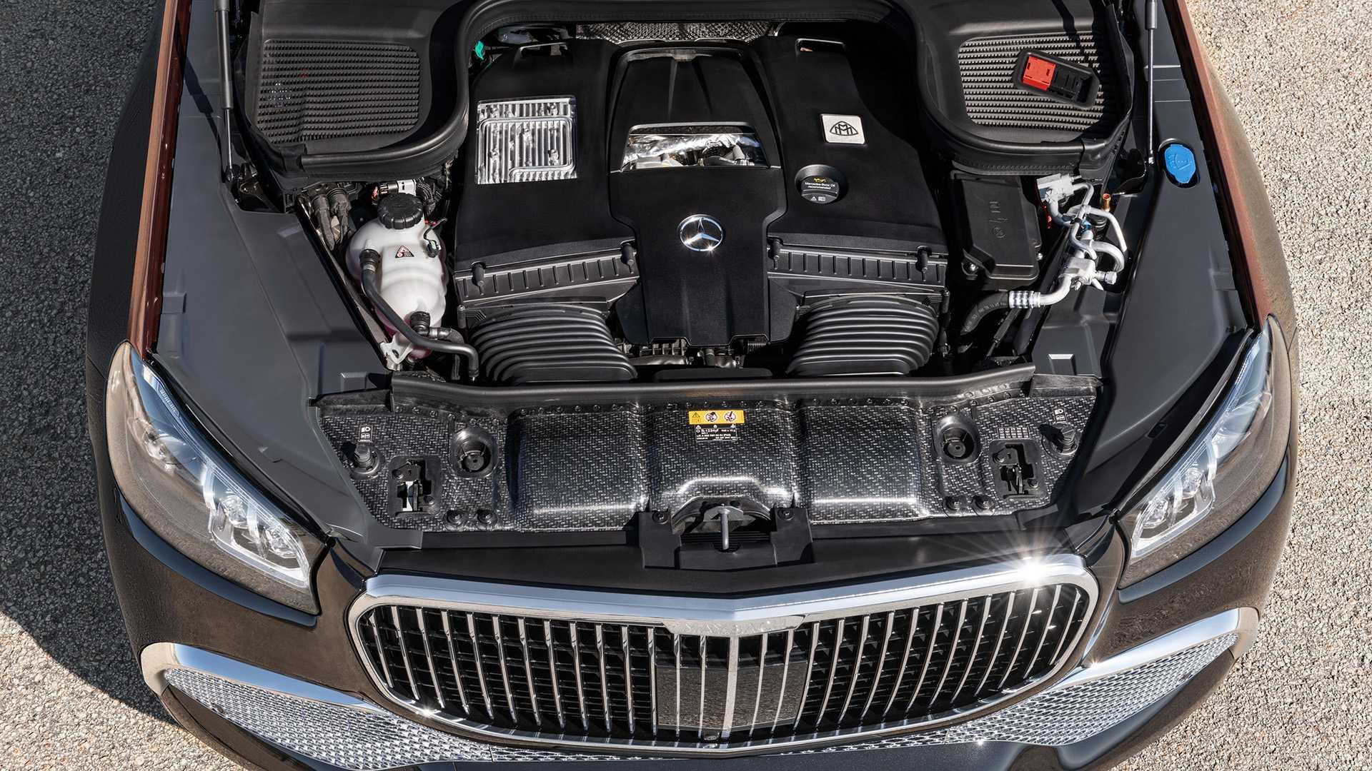 SUV siêu sang Mercedes-Maybach GLS 2020 - 13