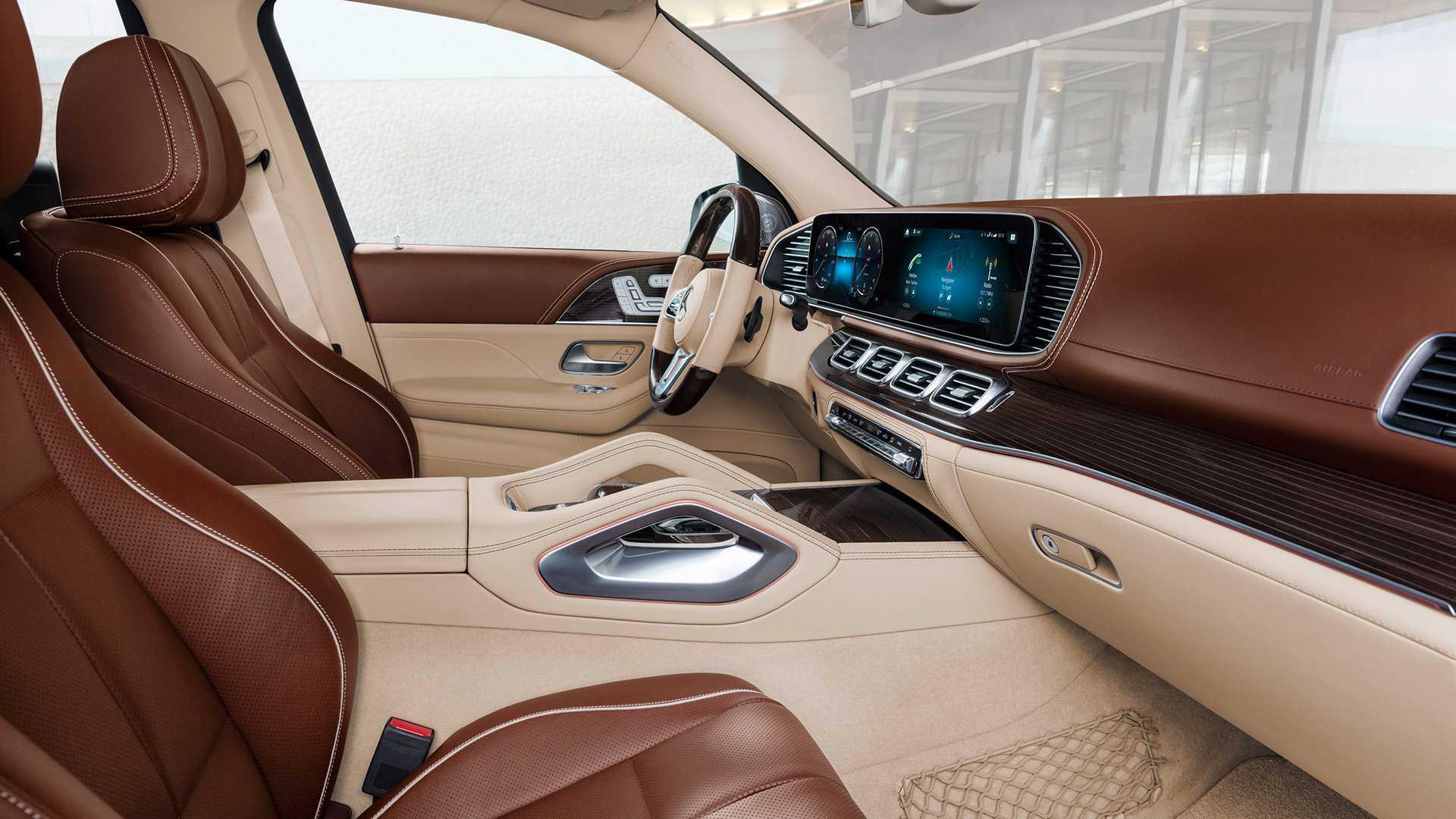 SUV siêu sang Mercedes-Maybach GLS 2020 - 14