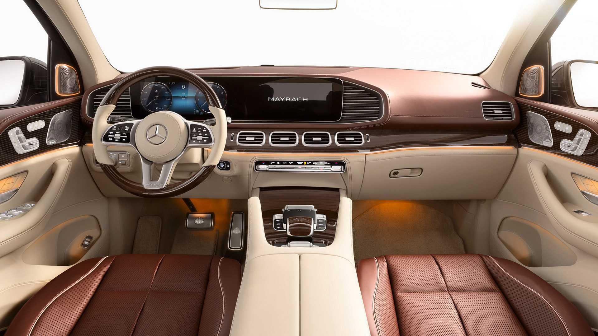 SUV siêu sang Mercedes-Maybach GLS 2020 - 19