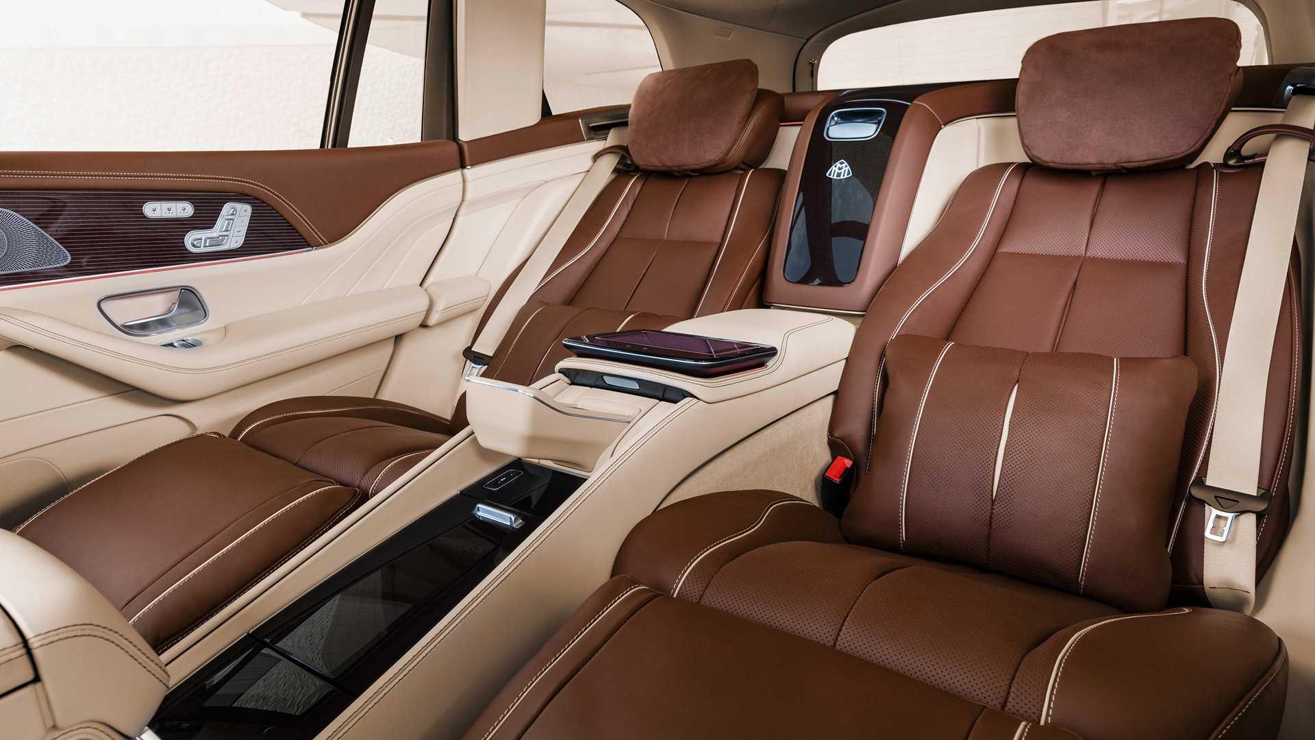 SUV siêu sang Mercedes-Maybach GLS 2020 - 20