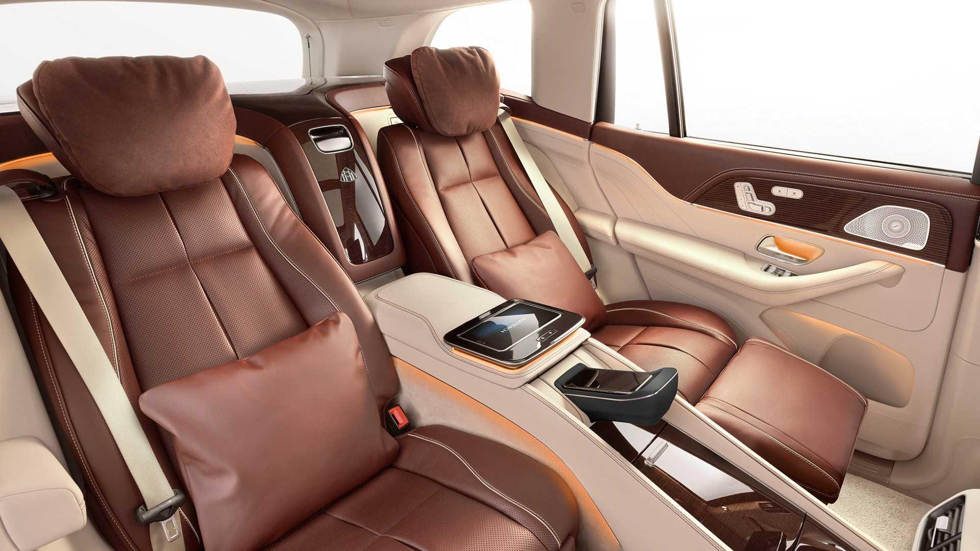 SUV siêu sang Mercedes-Maybach GLS 2020 - 22