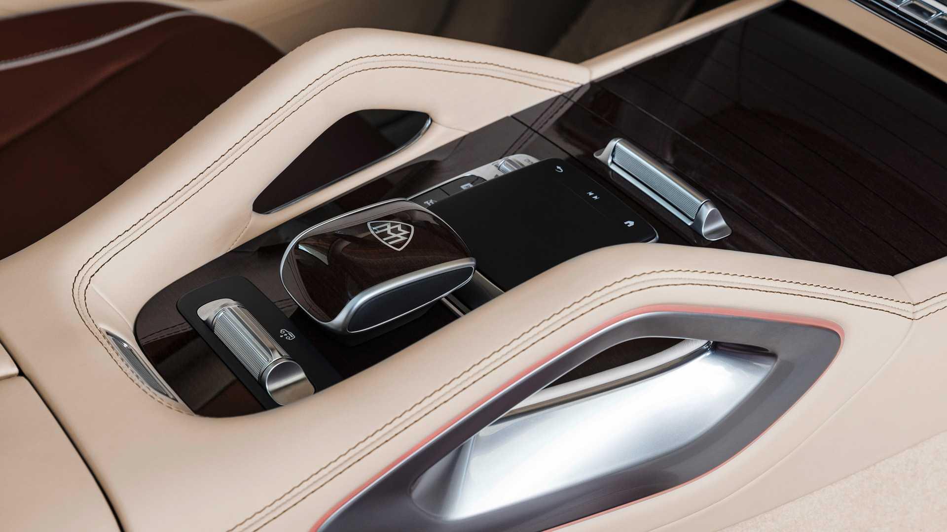 SUV siêu sang Mercedes-Maybach GLS 2020 - 23