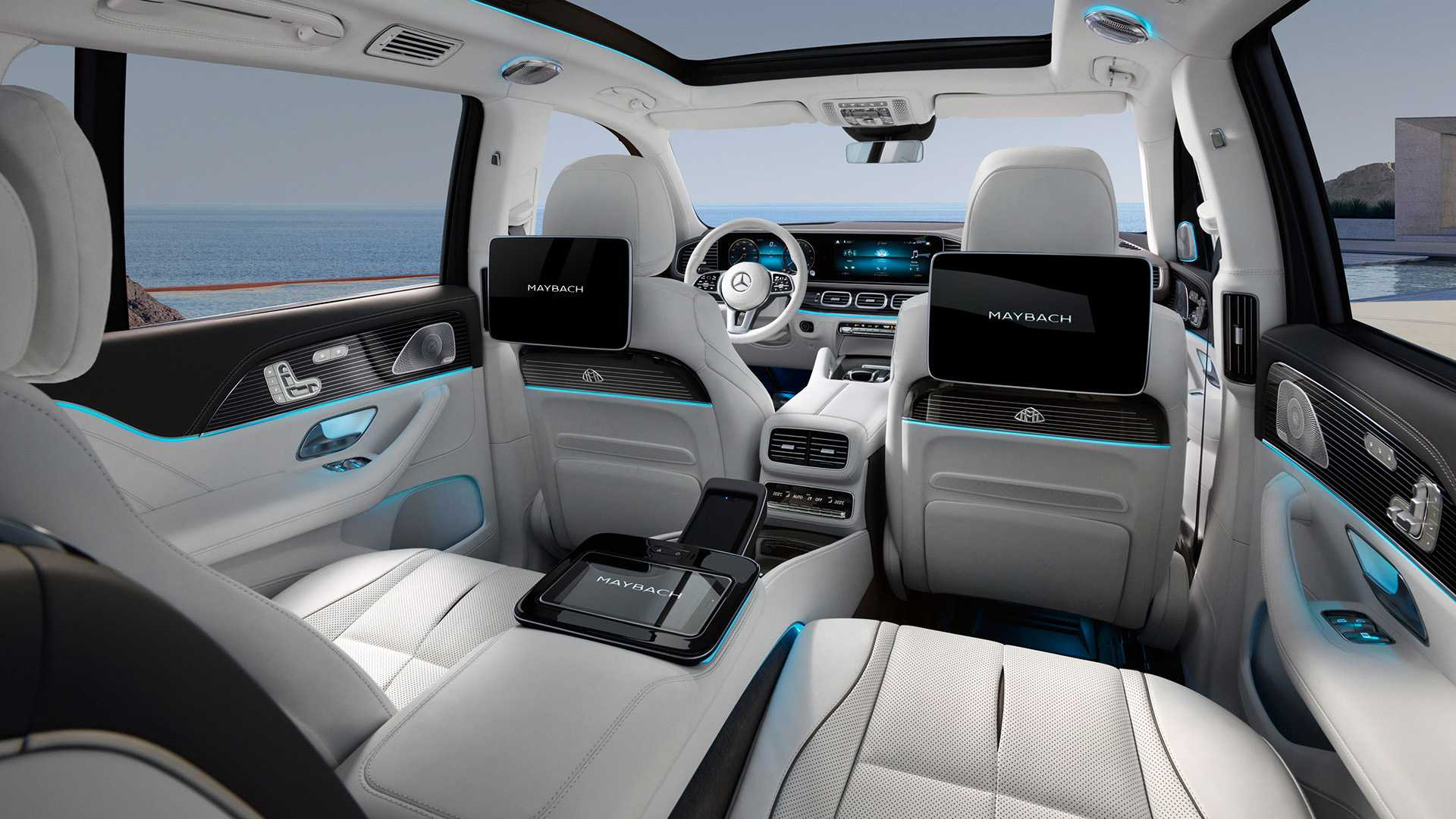 SUV siêu sang Mercedes-Maybach GLS 2020 - 25