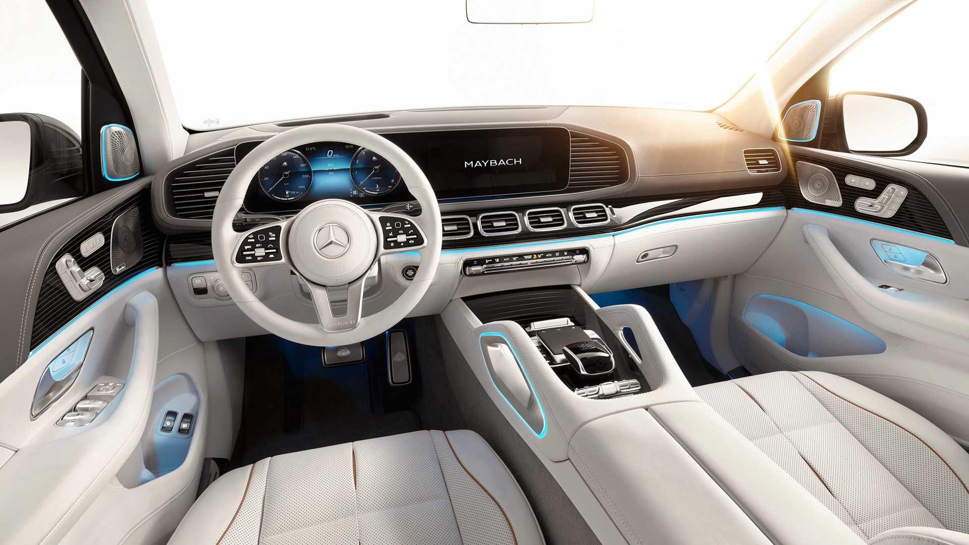 SUV siêu sang Mercedes-Maybach GLS 2020 - 26