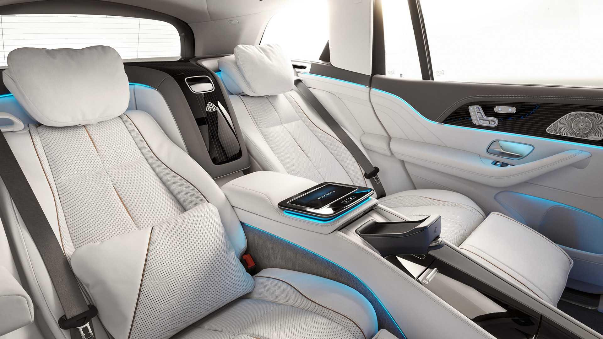SUV siêu sang Mercedes-Maybach GLS 2020 - 27