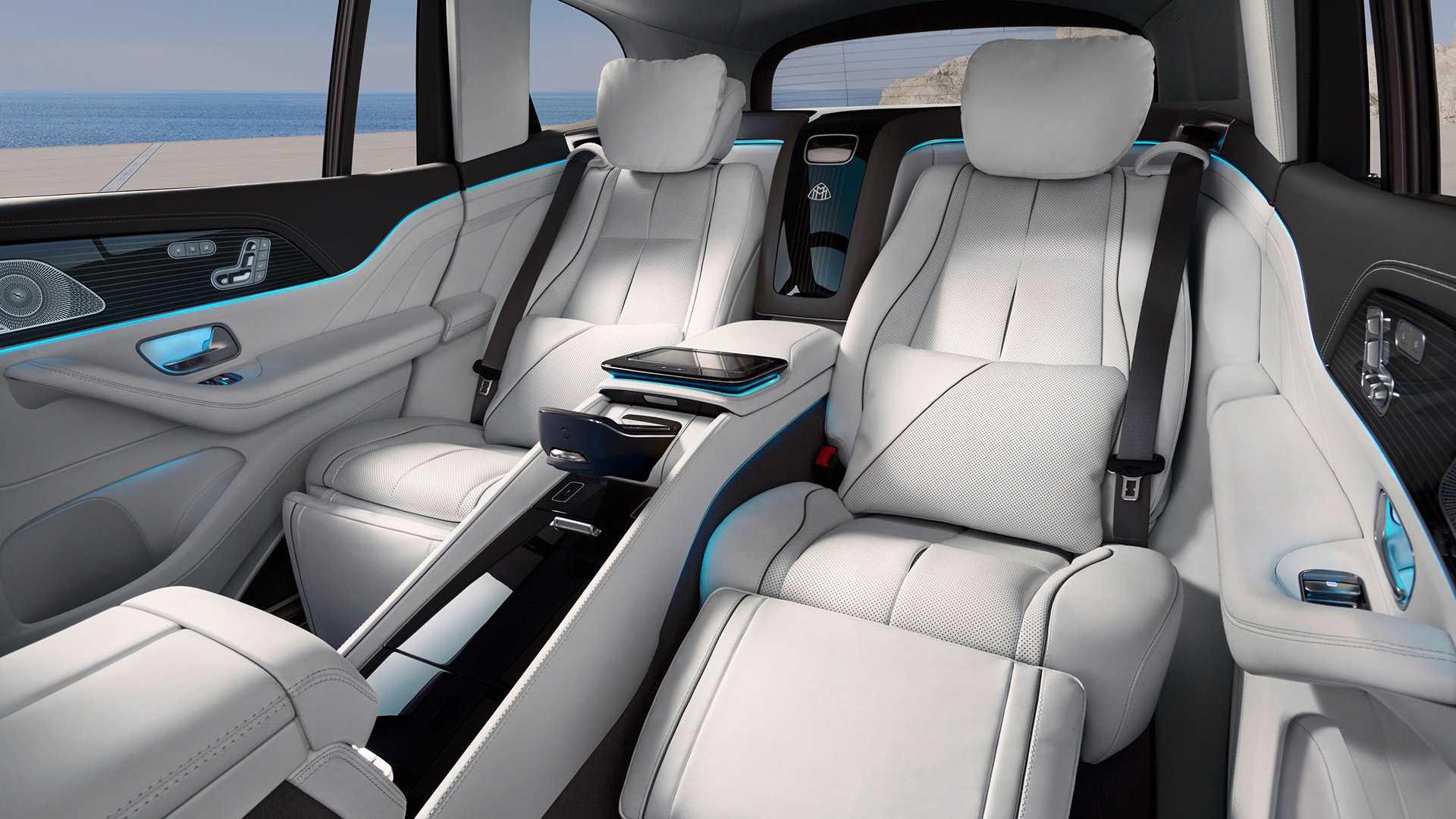 SUV siêu sang Mercedes-Maybach GLS 2020 - 28