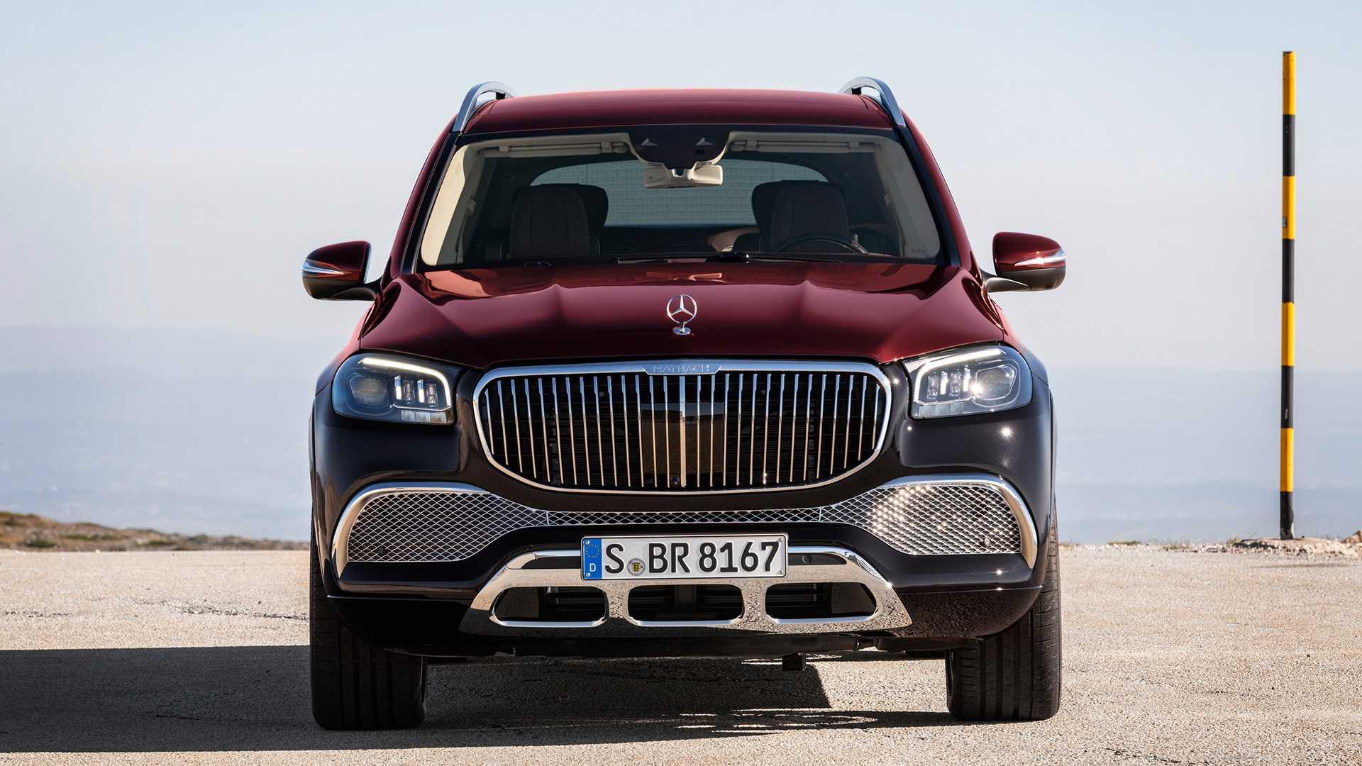 SUV siêu sang Mercedes-Maybach GLS 2020 - 4