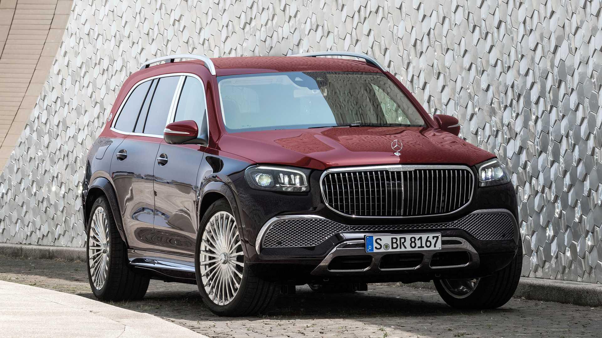 SUV siêu sang Mercedes-Maybach GLS 2020 - 7