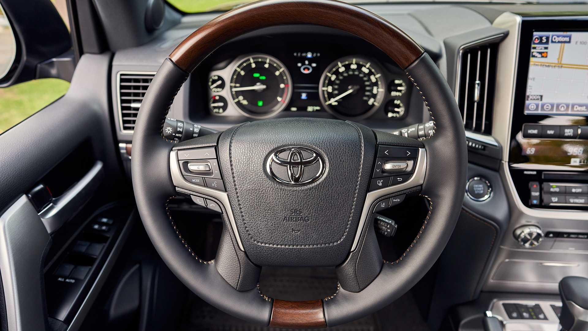 Toyota Việt Nam giới thiệuLand Cruiser 2020 - 7