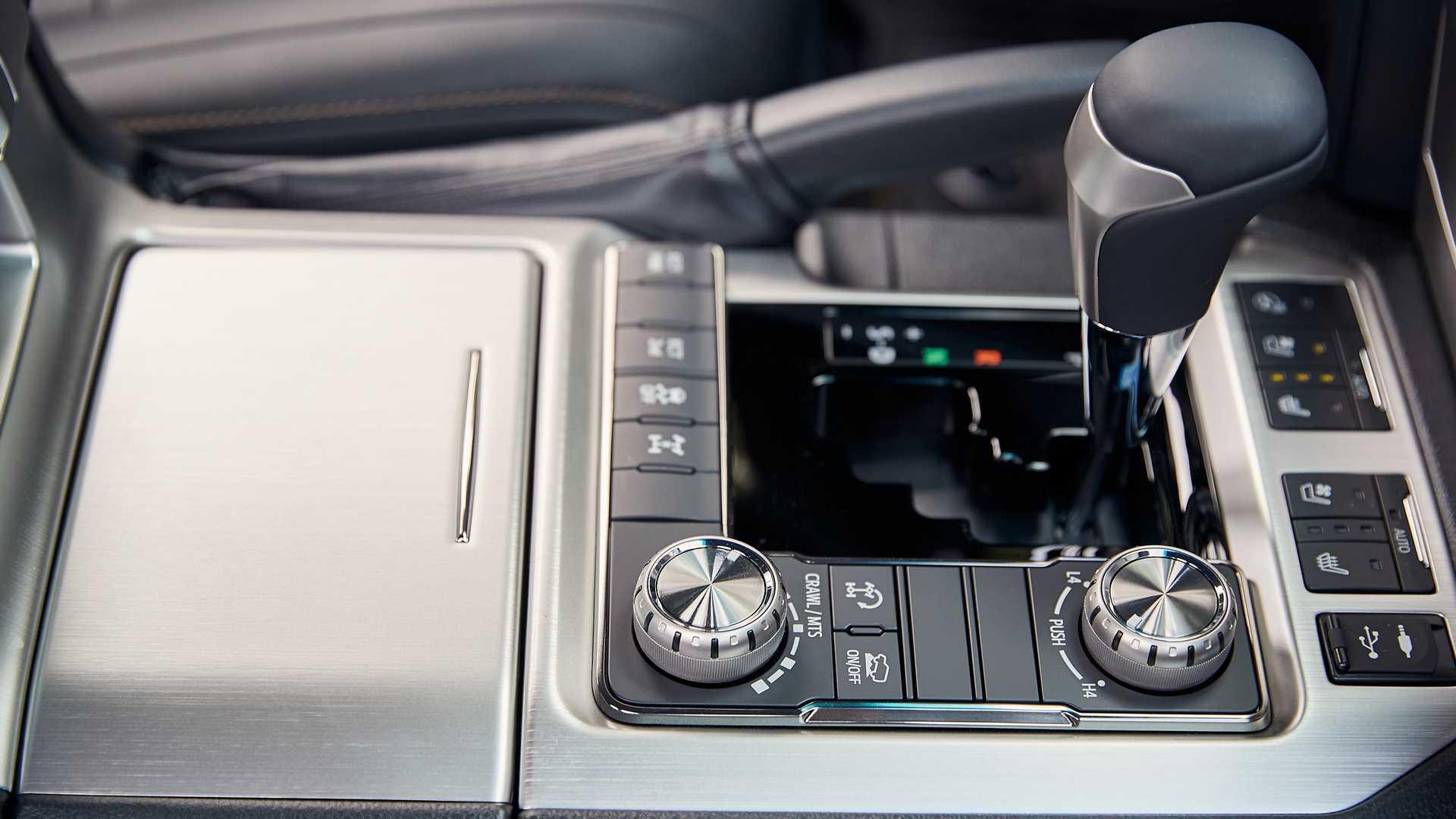 Toyota Việt Nam giới thiệuLand Cruiser 2020 - 6