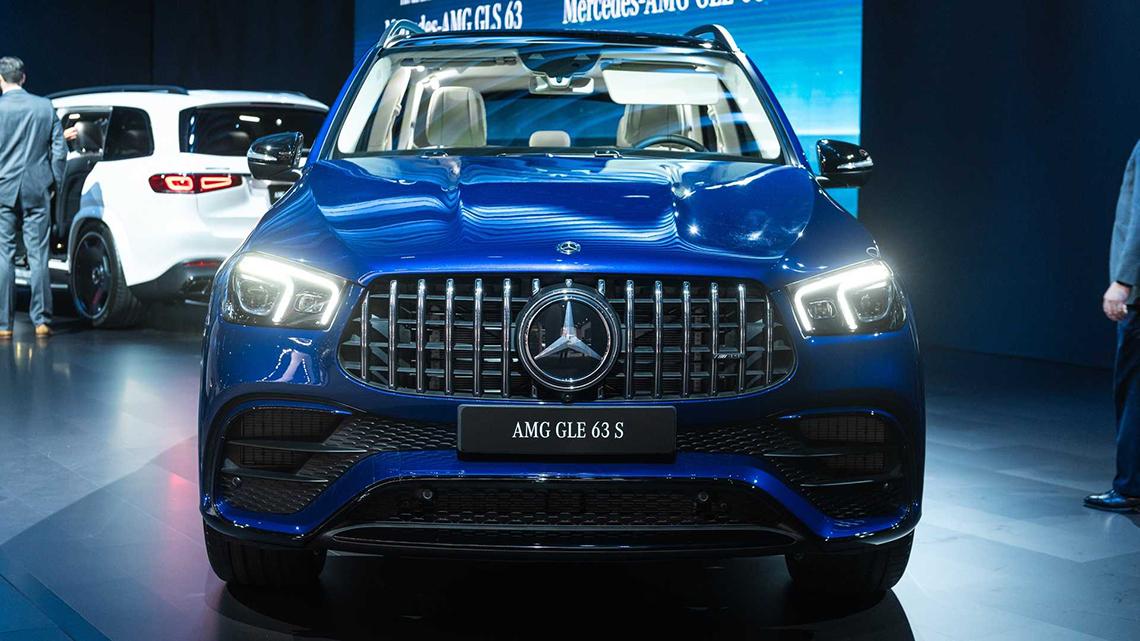 Mercedes-AMG GLS 63 2020 - SUV hiệu suất cao trình làng - 29