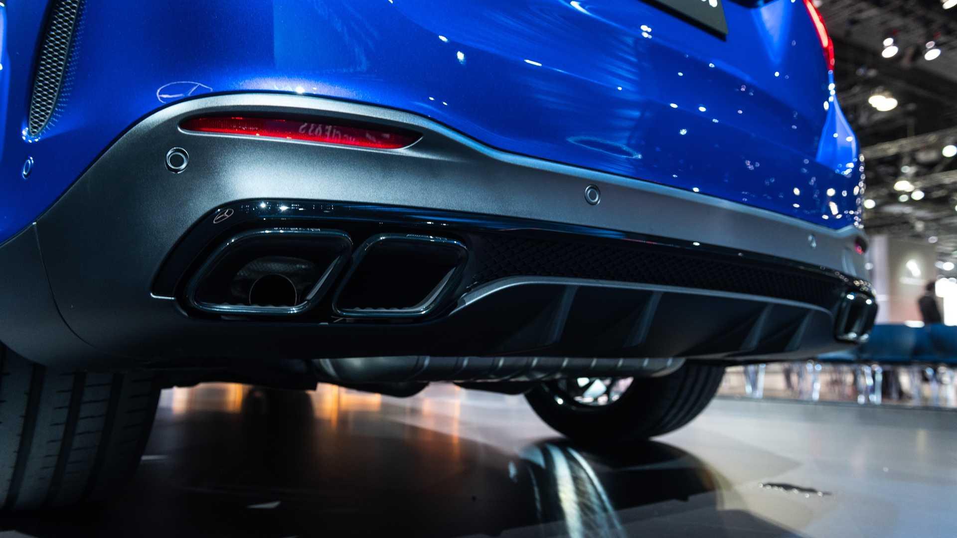 Mercedes-AMG GLS 63 2020 - SUV hiệu suất cao trình làng - 28