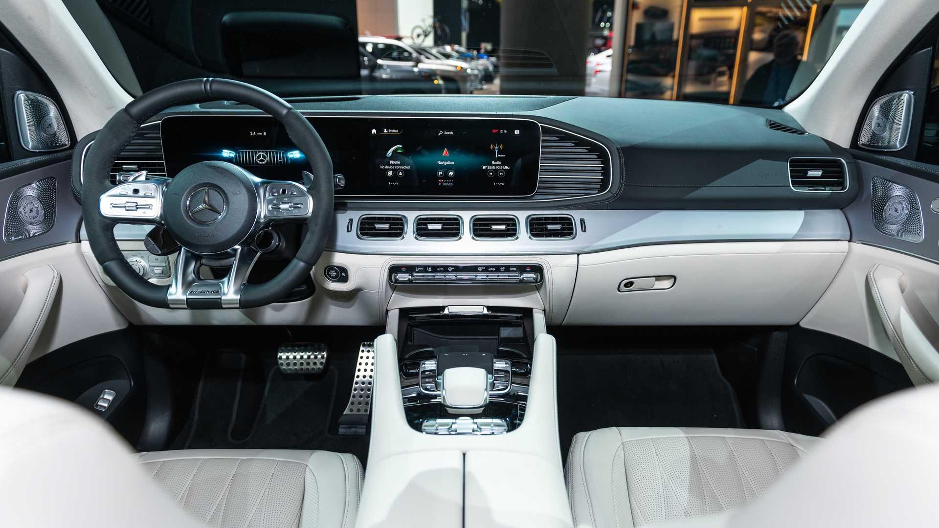 Mercedes-AMG GLS 63 2020 - SUV hiệu suất cao trình làng - 23