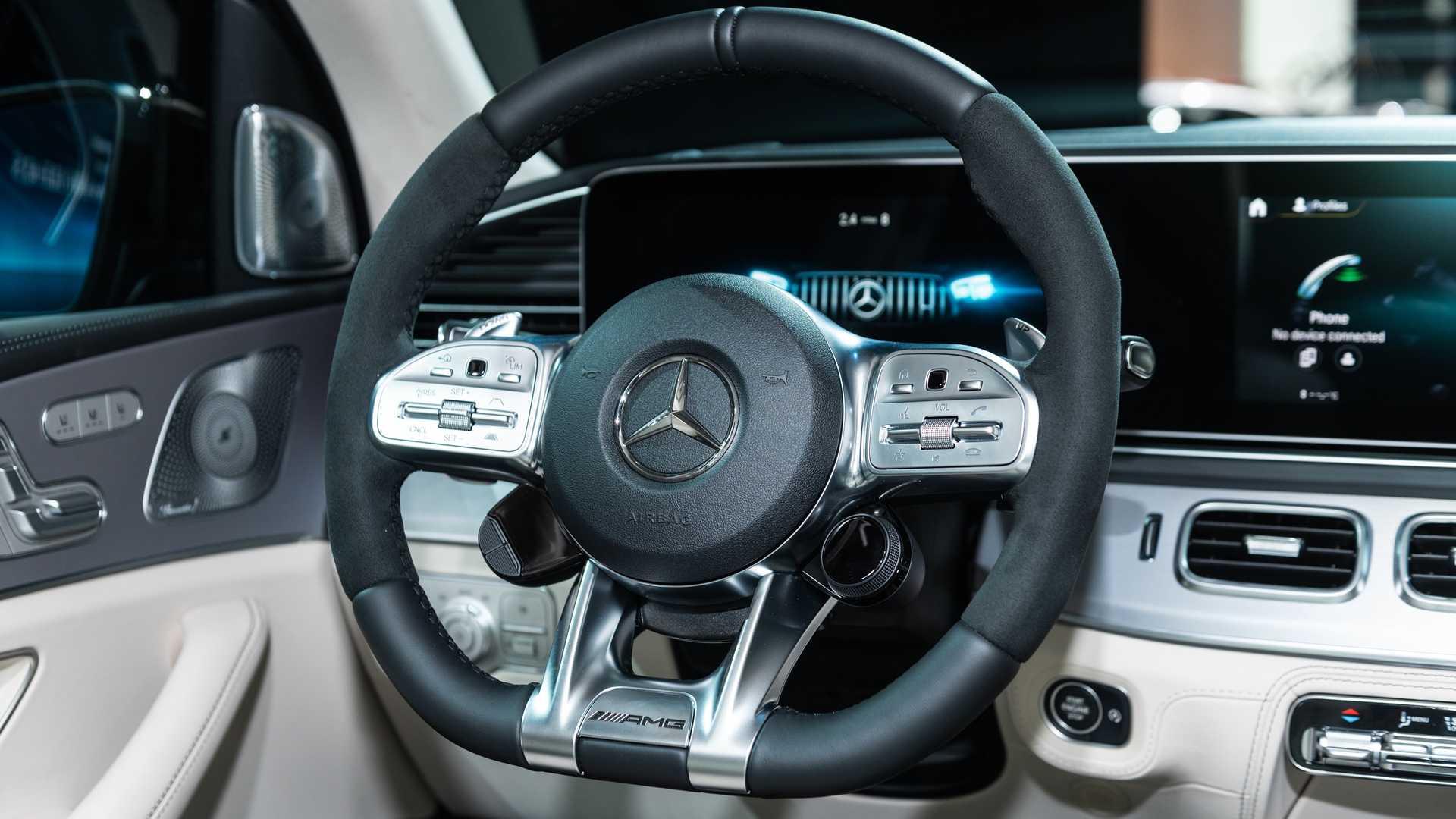 Mercedes-AMG GLS 63 2020 - SUV hiệu suất cao trình làng - 24