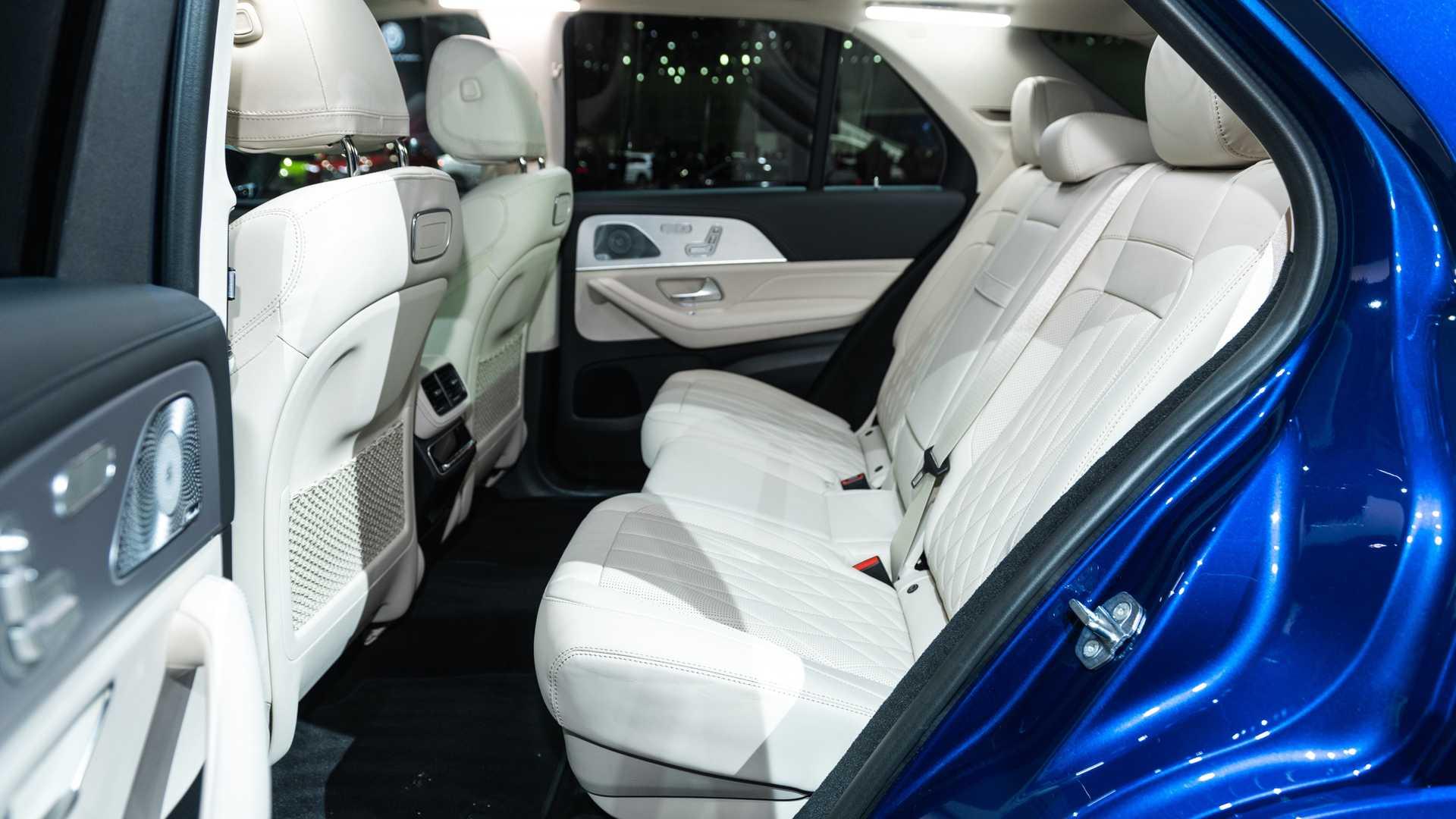 Mercedes-AMG GLS 63 2020 - SUV hiệu suất cao trình làng - 30