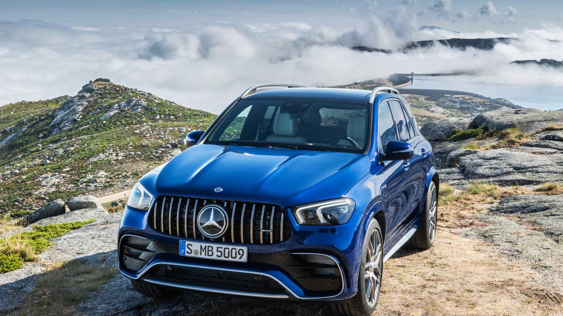 Mercedes-AMG GLS 63 2020 - SUV hiệu suất cao trình làng - 7