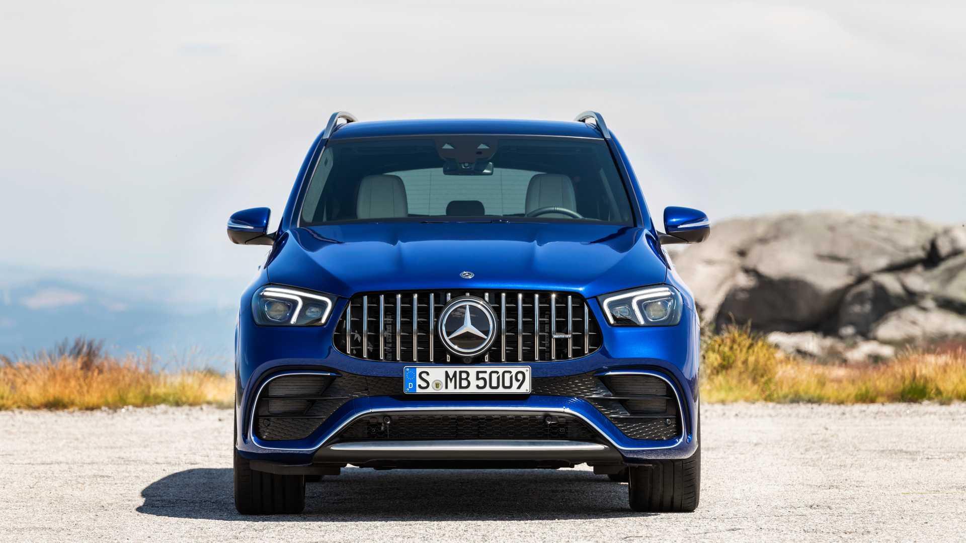 Mercedes-AMG GLS 63 2020 - SUV hiệu suất cao trình làng - 12