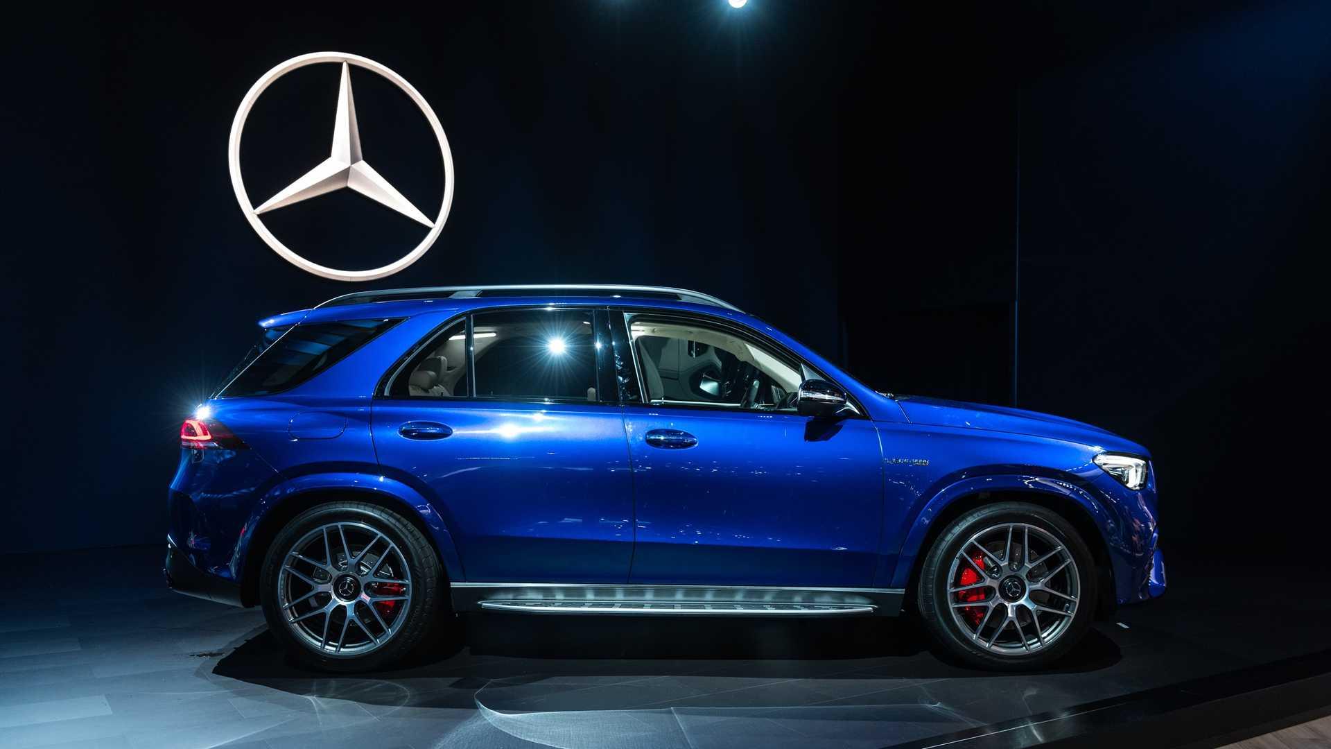 Mercedes-AMG GLS 63 2020 - SUV hiệu suất cao trình làng - 3