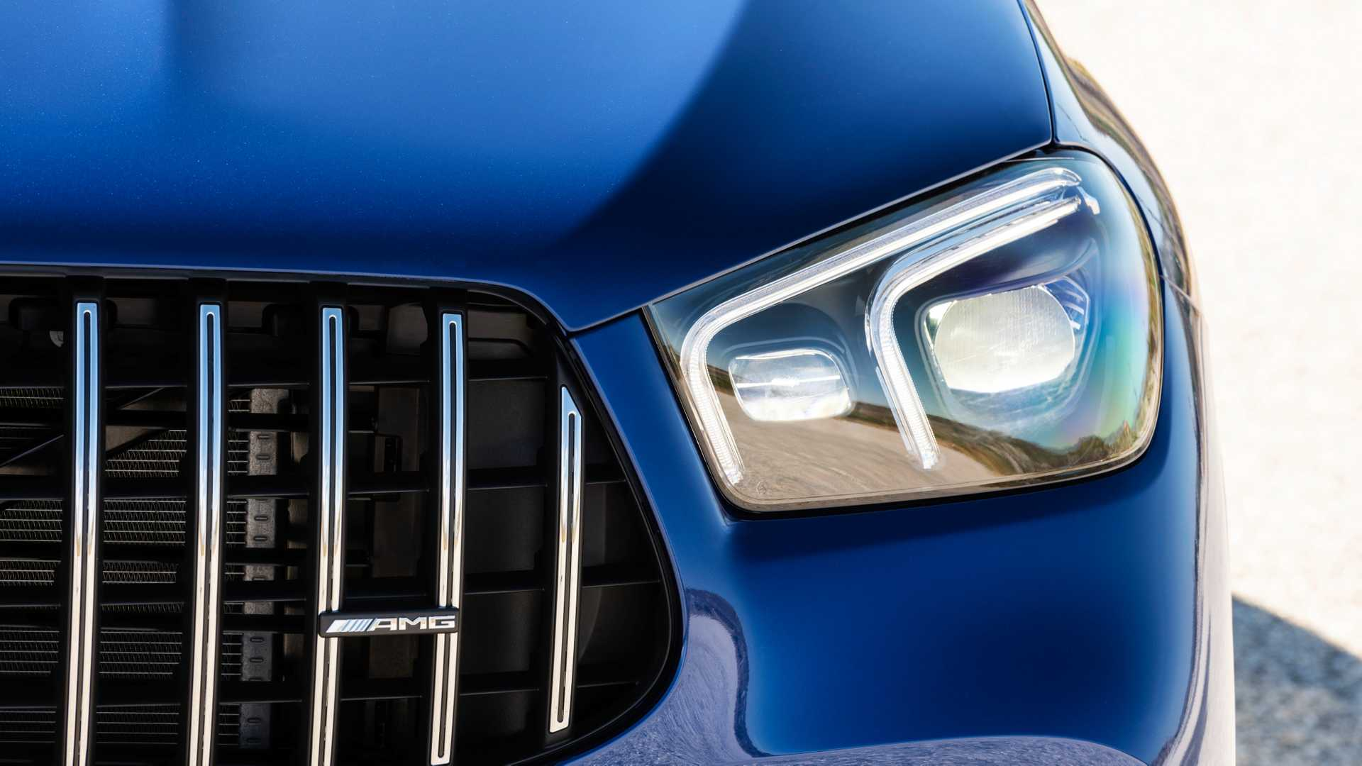 Mercedes-AMG GLS 63 2020 - SUV hiệu suất cao trình làng - 18