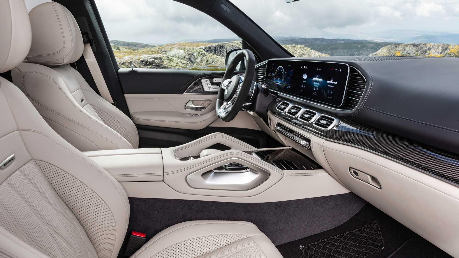 Mercedes-AMG GLS 63 2020 - SUV hiệu suất cao trình làng - 20