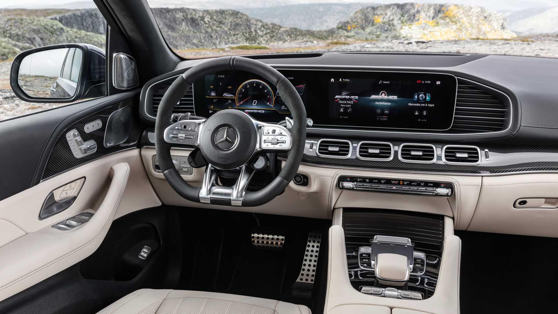 Mercedes-AMG GLS 63 2020 - SUV hiệu suất cao trình làng - 21