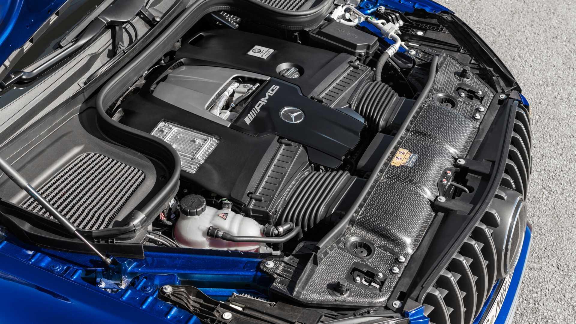 Mercedes-AMG GLS 63 2020 - SUV hiệu suất cao trình làng - 22
