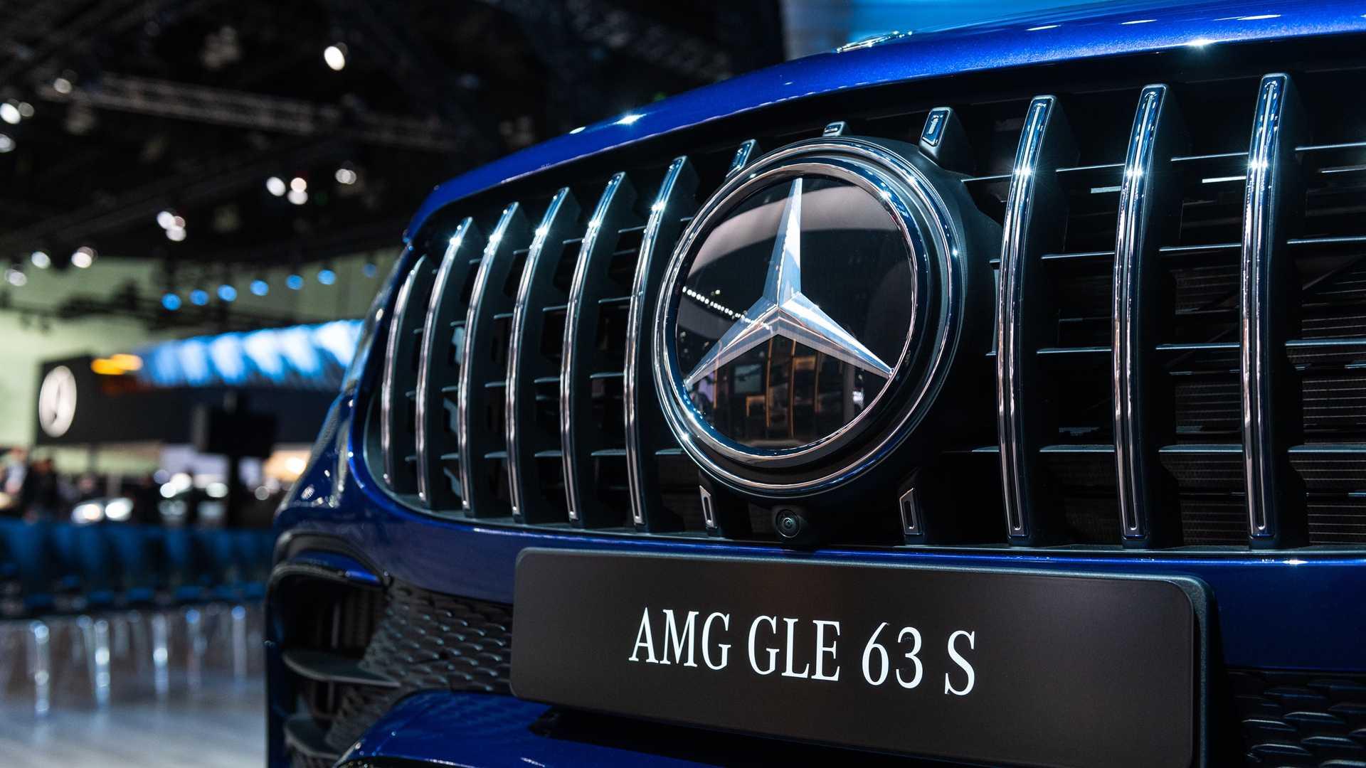 Mercedes-AMG GLS 63 2020 - SUV hiệu suất cao trình làng - 4