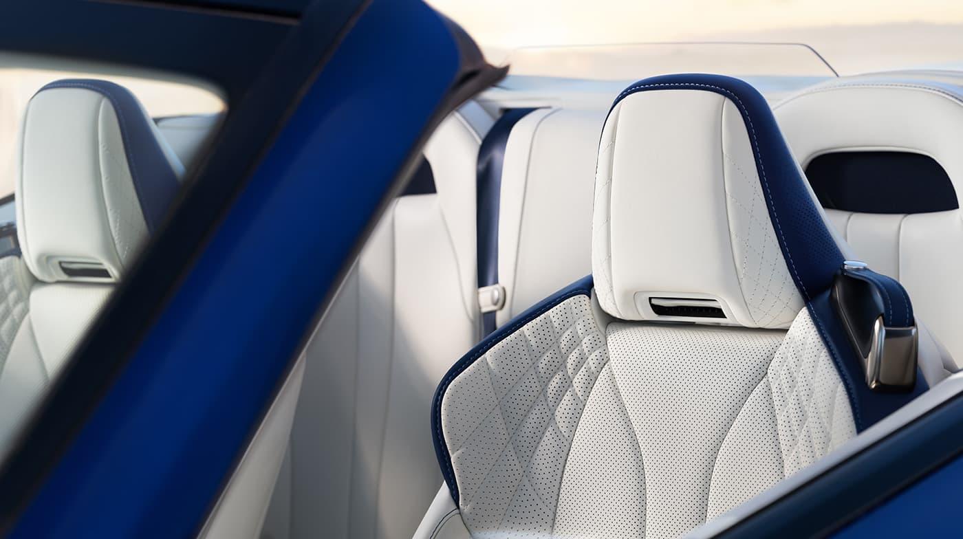 Lexus LC500 mui trần ra mắt tại Triển lãm Ôtô Los Angeles - 2