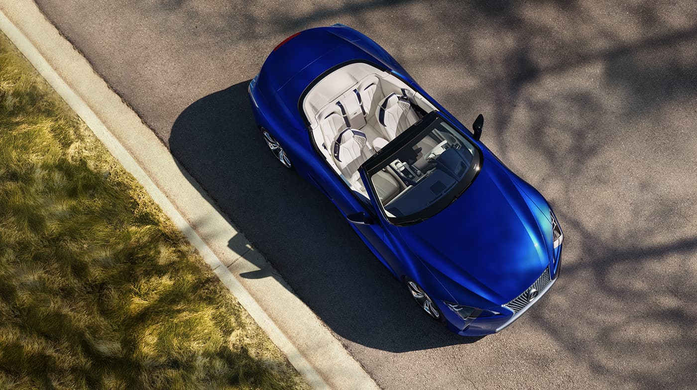 Lexus LC500 mui trần ra mắt tại Triển lãm Ôtô Los Angeles - 7
